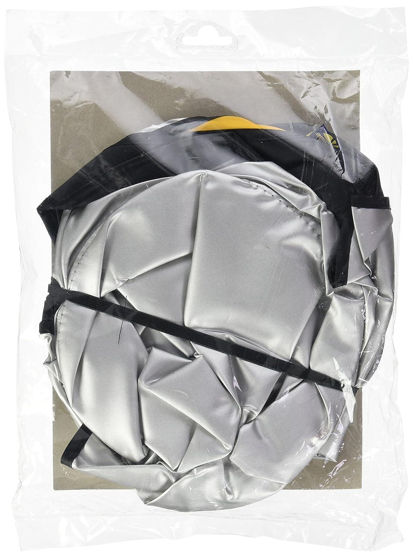 Ergosear Parasol para Luna Delantera talla L 120 x 50 cm color plata