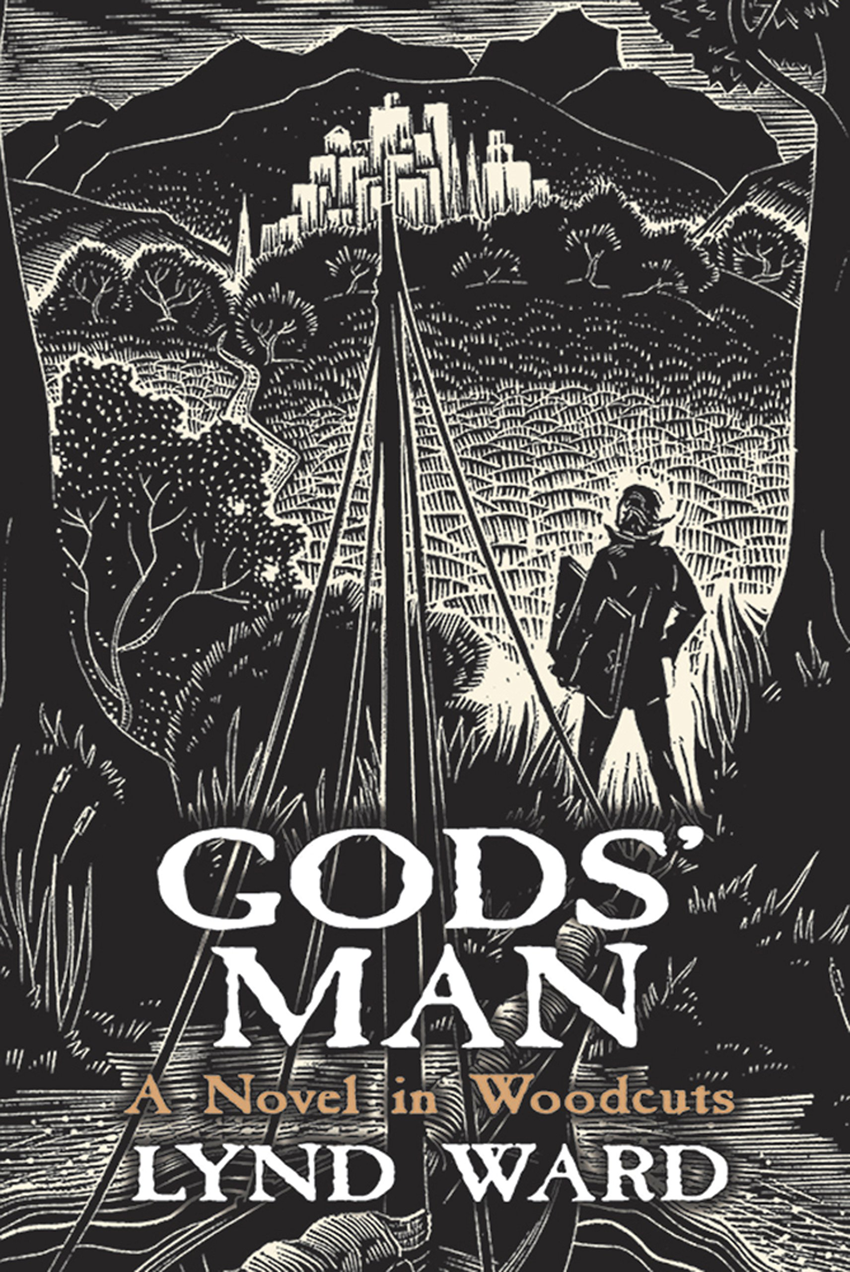 gods man a novel in woodcuts dover fine art history of art