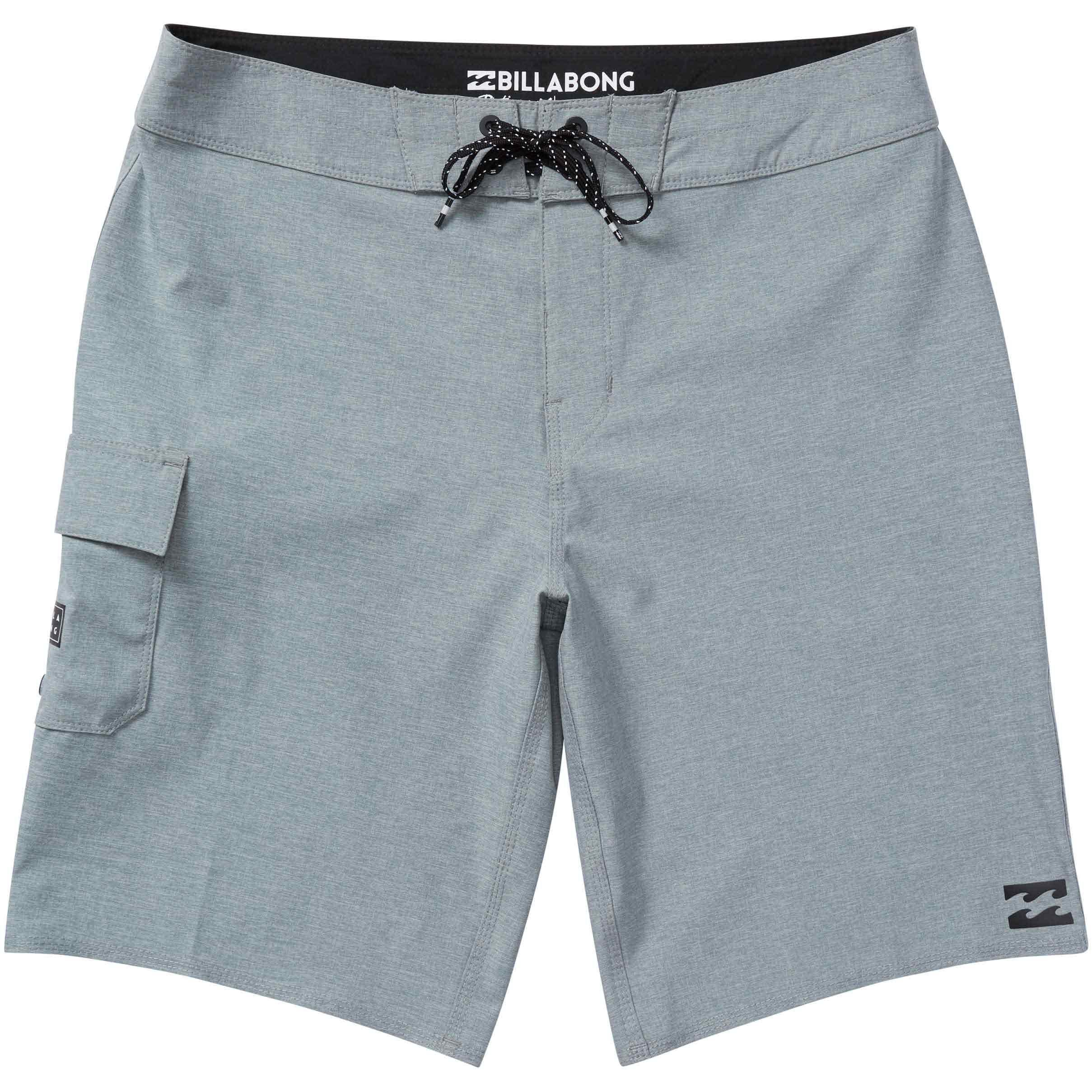 Billabong Boys' Big Day X Boardshort, Grey Heather, 30