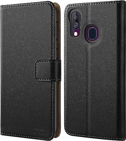 Hoomil Handyhülle Für Samsung Galaxy A40 Hülle Premium Elektronik