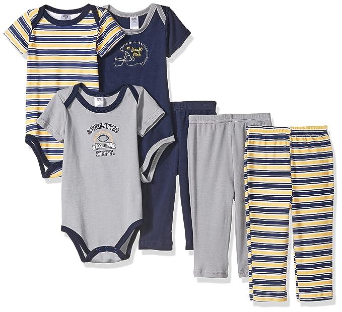 Amazon.com  Hudson Baby Baby Grow with Me Box Set 5c7c5270a