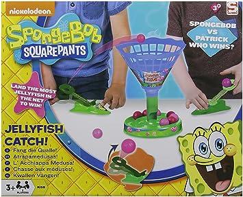 Sambro Spongebob Springboard Basketball Game