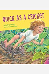 Quick as a Cricket Kindle Edition