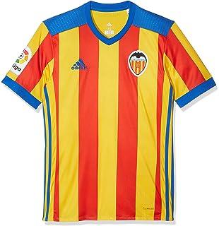adidas Vcf A JSY Camiseta 2ª Equipación Valencia CF 2017-2018, Hombre