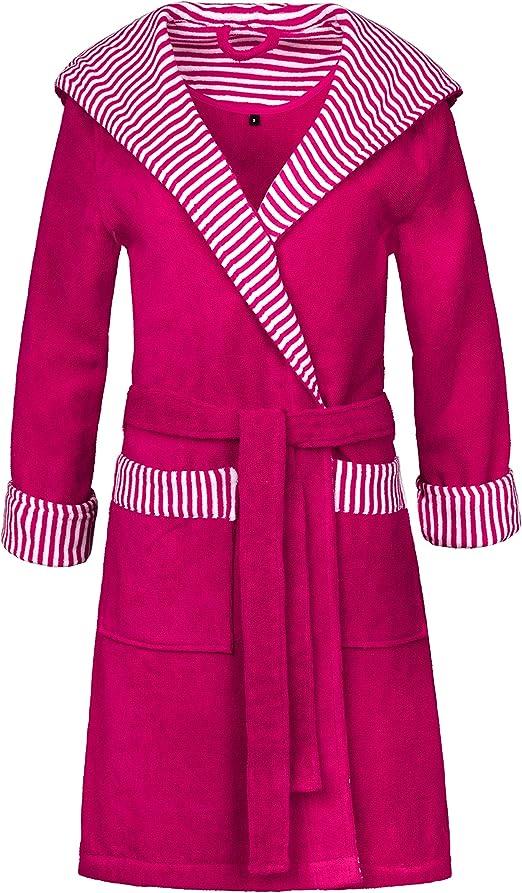 Esprit Day - Albornoz para Mujer, 100% algodón, Raspberry, XS: Amazon.es: Hogar