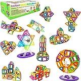 Magnetic Building Blocks Desire Deluxe Boys Magnetics Construction Block Girls Creativity Educational Toys for Childrens – Gift Box