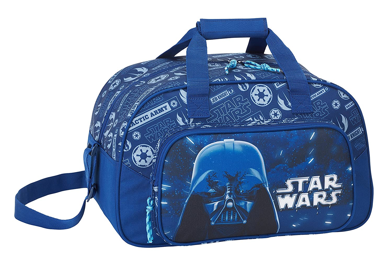 22 liters Star Wars 2018 Sac de Sport Enfant Azul Marino 40 cm Bleu