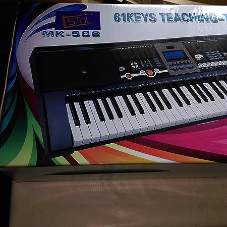 SINTETIZADOR 61 teclas USB (MIDI): Amazon.es: Instrumentos ...