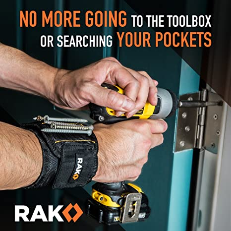 RAK Magnetic Wristband with Strong Magnets