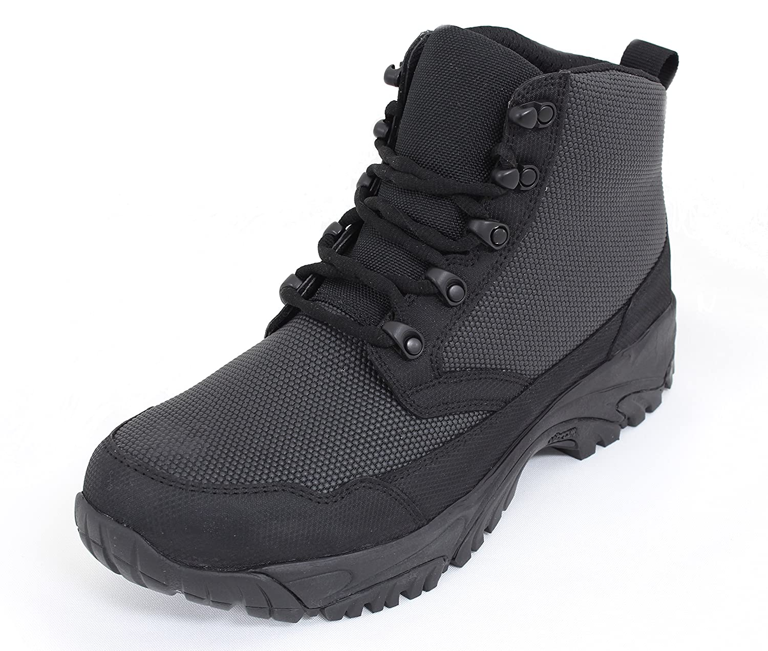 "ALTAI 6"" Black Tactical Boot-Superfabric Toe"