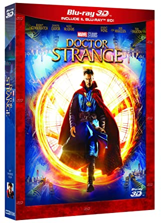 Doctor Strange IMAX (2016) Untouched 1080p 3D AVC ITA DTS ENG DTS-HD MA 7.1 ITA ENG AC3