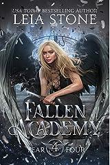 Fallen Academy: Year Four Kindle Edition