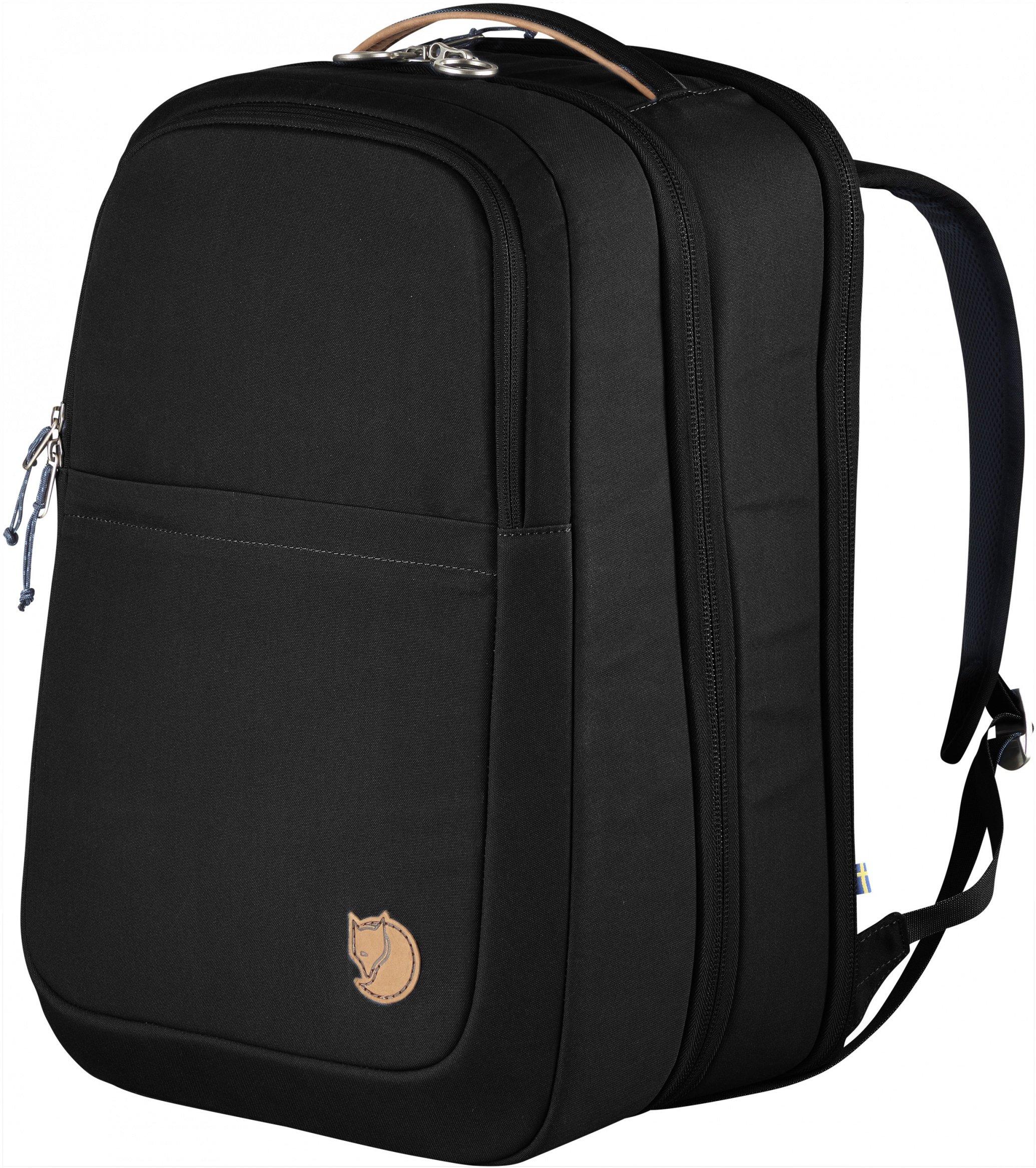 Fjallraven Travel Pack (Black) by Fjallraven