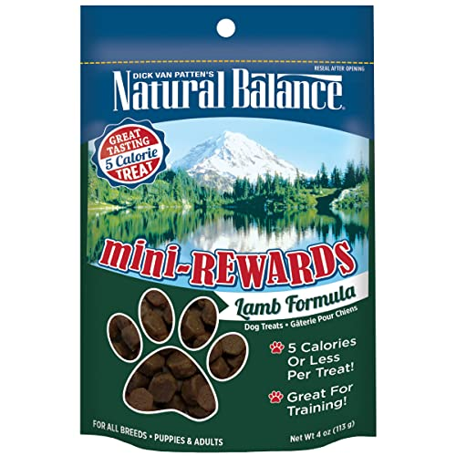 Lamb semi-moist dog training treats