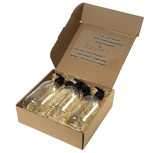 omara Organics® - Dispensador de jabón y loción para encimera ...