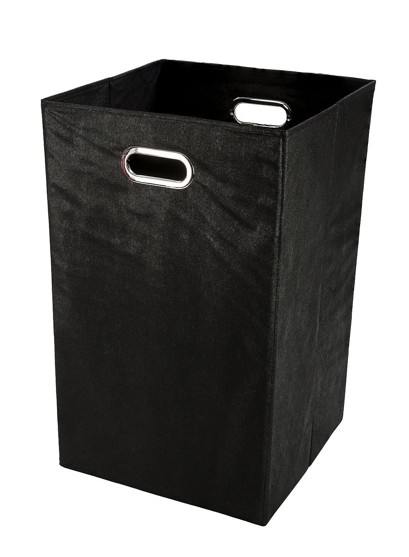 amazoncom modern littles smarty pants folding laundry basket  - amazoncom modern littles smarty pants folding laundry basket solidblack baby
