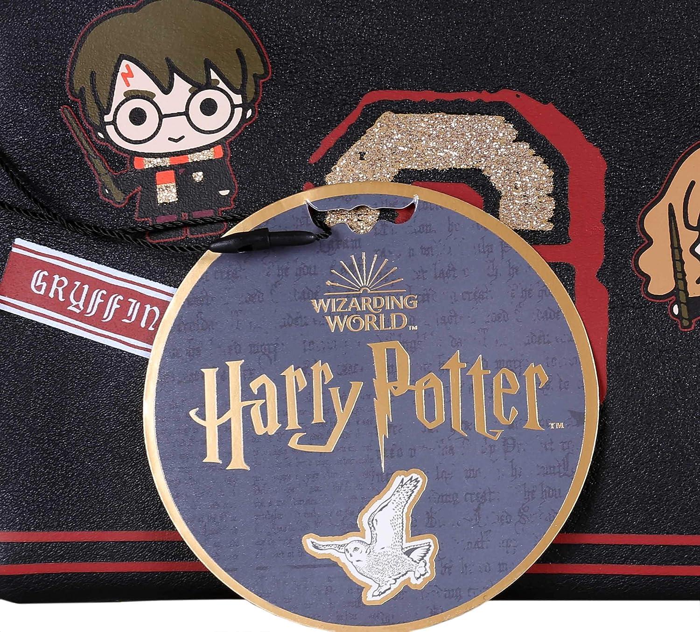 Trousse de Toilette Noire Harry Potter