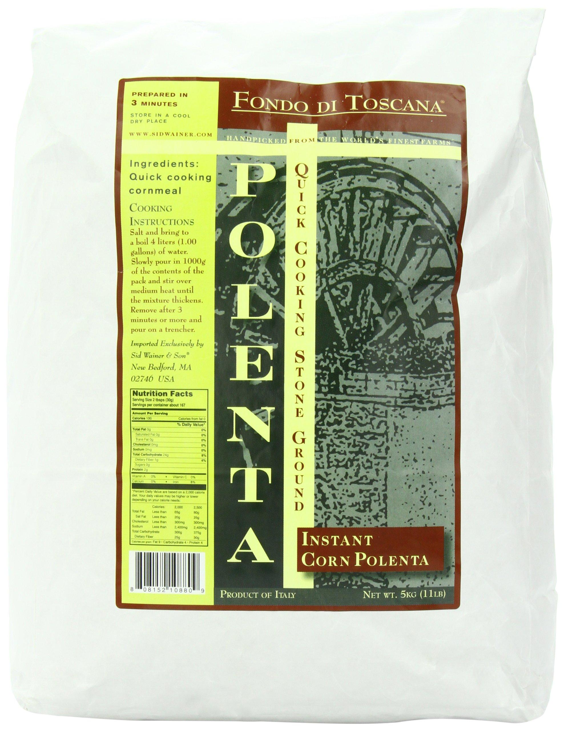 Fondo di Toscana Polenta, Instant, 11 Pound