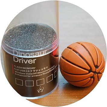 Memoria USB 8 GB Dinosaur Driver Balon Basket Pendrive USB 2.0 ...