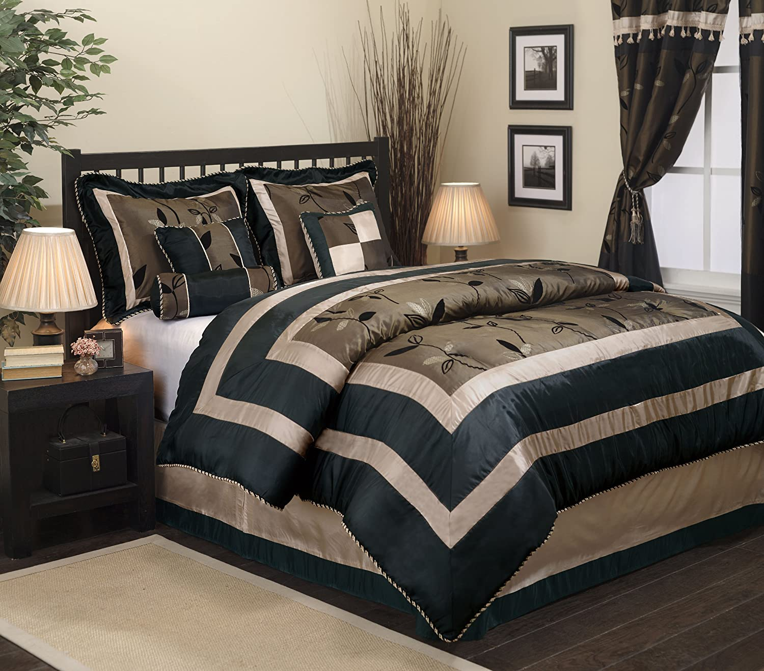 oversized brown set king comforters quilts specs gray super comforter blue cal white bedding down oversizedng amazon best sets