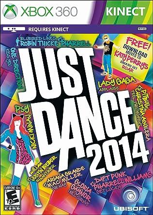 Just Dance 2014 Video Game: Xbox 360: Amazon.es: Videojuegos