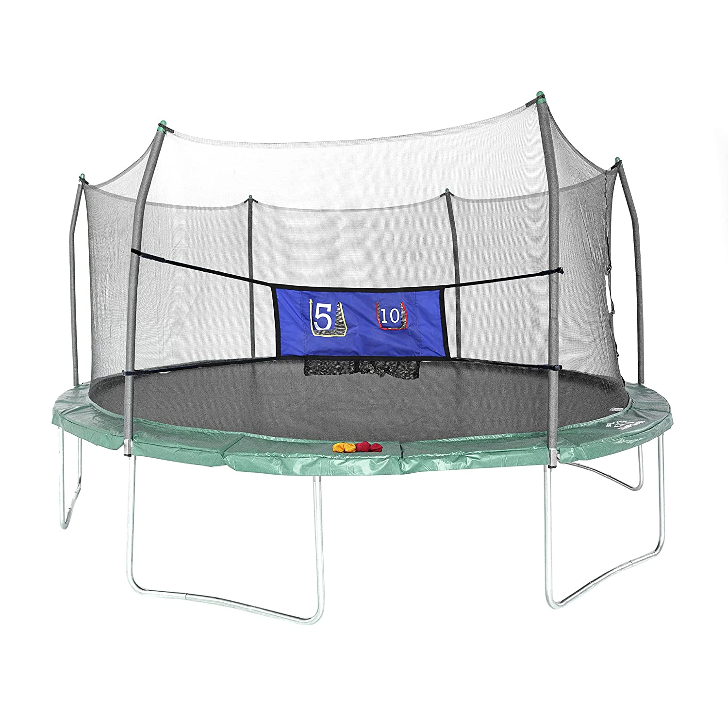 Amazon.com: Skywalker trampolines Oval cama elástica con ...