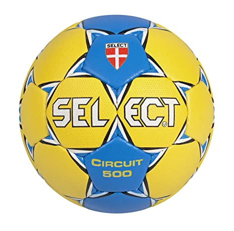 Select Wurftrainingsball Circuit - Pelota de Balonmano, Color Azul ...