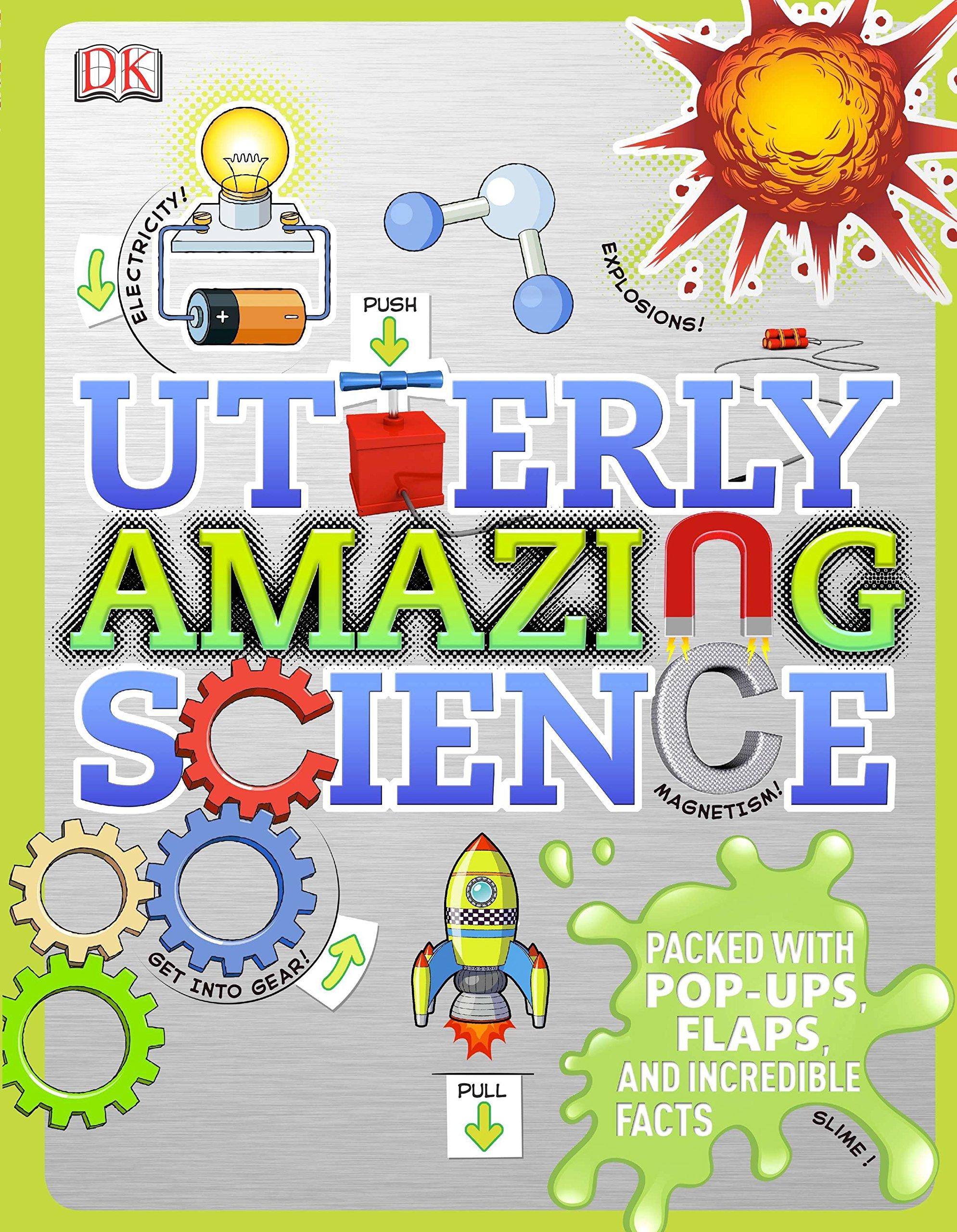 Utterly Amazing Science Robert Winston 9781465414212 Amazon Books