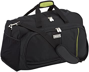 AspenSport AS13K11 Sac de voyage/sport Noir 58 x 28 x 47 cm