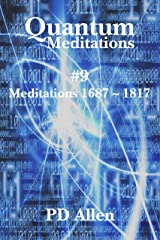 Quantum Meditations #9 Kindle Edition