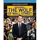 The Wolf of Wall Street [Blu-ray + DVD + Digital Copy]