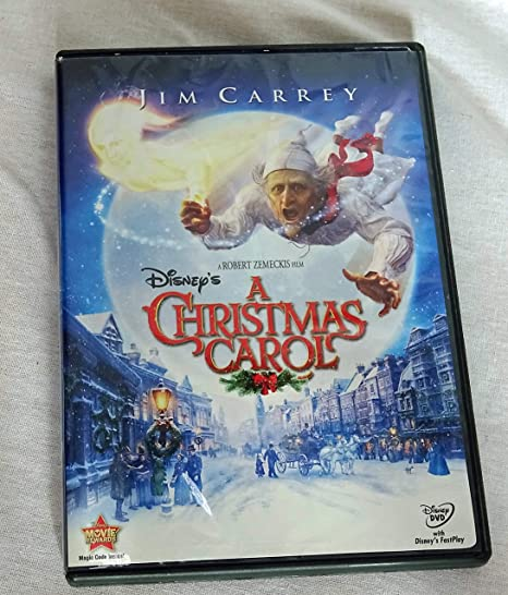Christmas Carol Jim Carrey.A Christmas Carol Dvd By Jim Carrey