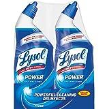 Lysol 24 oz. Power Toilet Bowl Cleaner (Set of 2)
