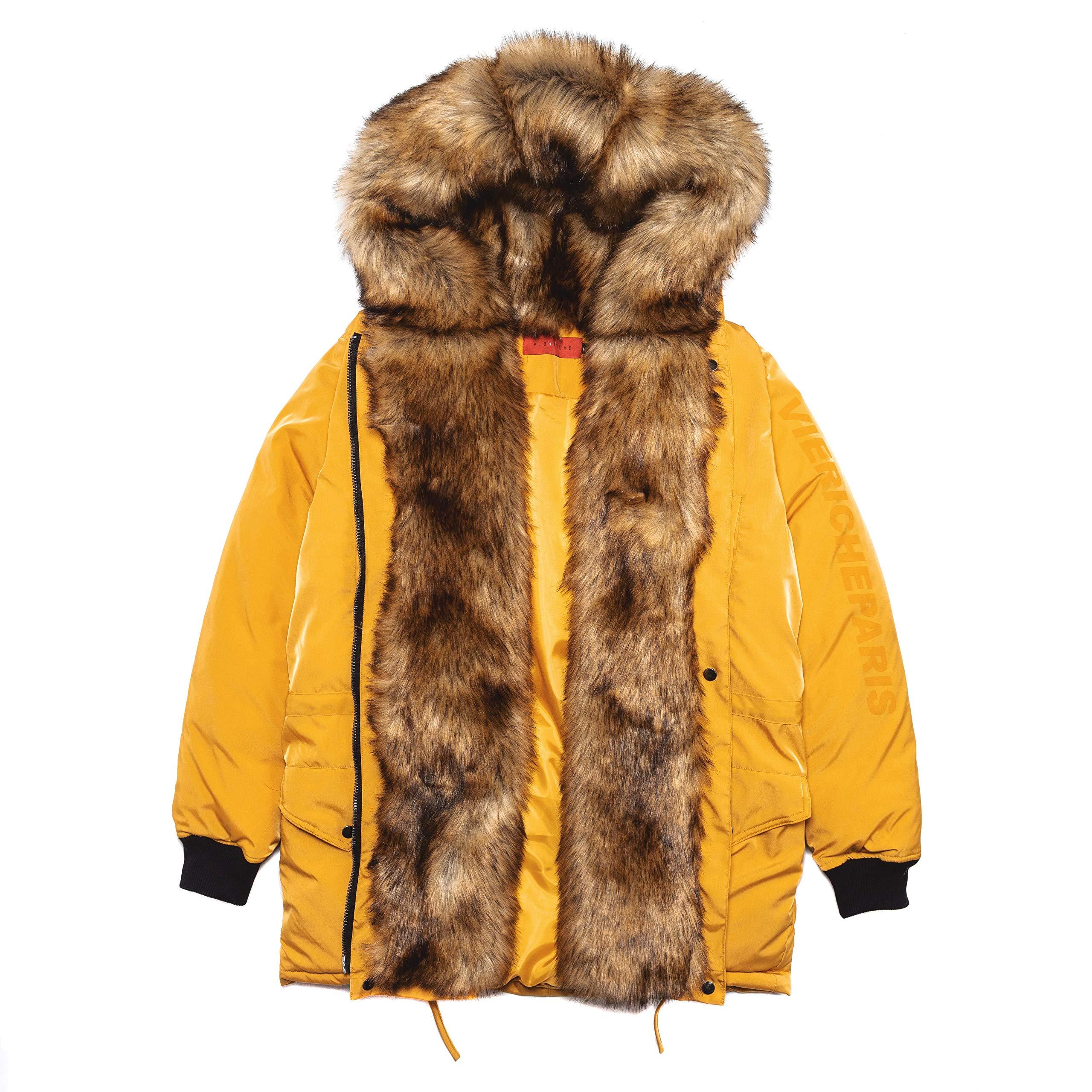 Vie Riche Frontal Fur Coat