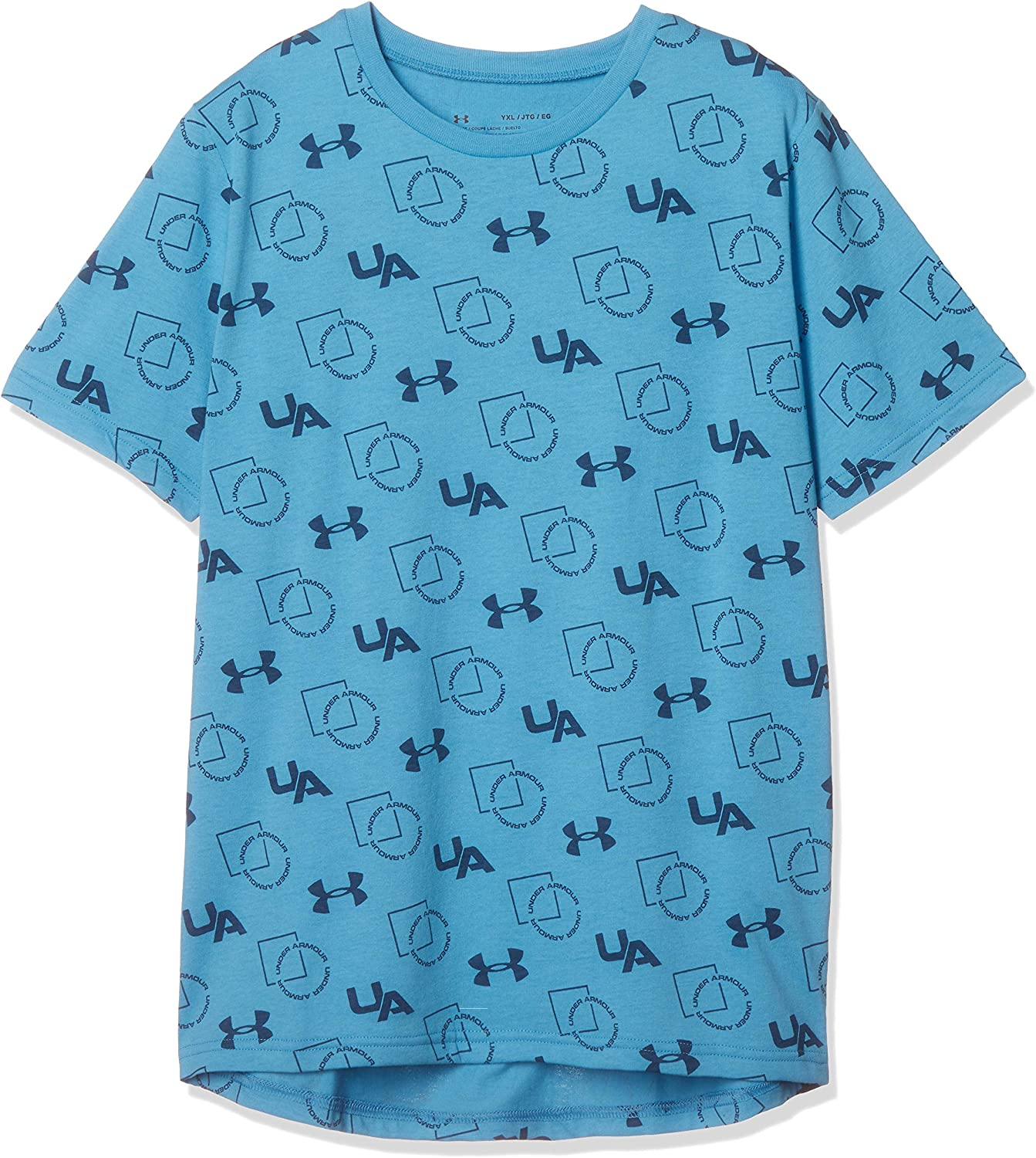 Under Armour UA Sportstyle Print YMD Ether Blue