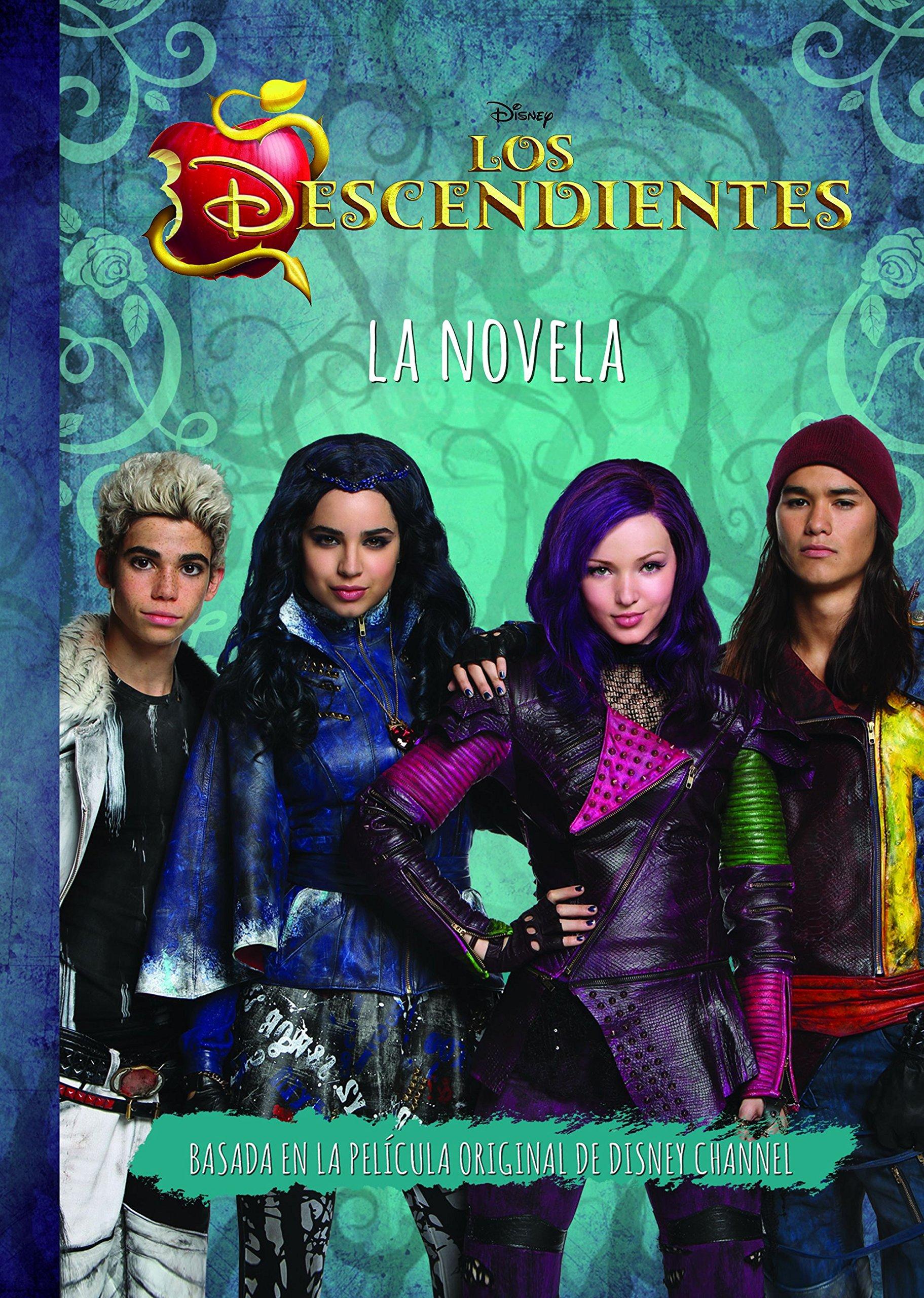 Los Descendientes. La novela: Amazon.es: Disney, Editorial ...