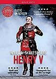 Shakespeare: Henry V [Jamie Parker, Brendan O'Hea, Paul Rider] [Globe on Screen] [DVD] [2013] [NTSC]