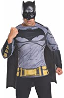 Rubie's Men's Batman v Superman: Dawn of Justice Batman Costume Top