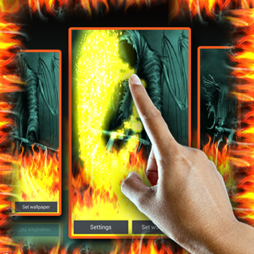 Angel From Hell Live Wallpaper Amazones Appstore Para Android