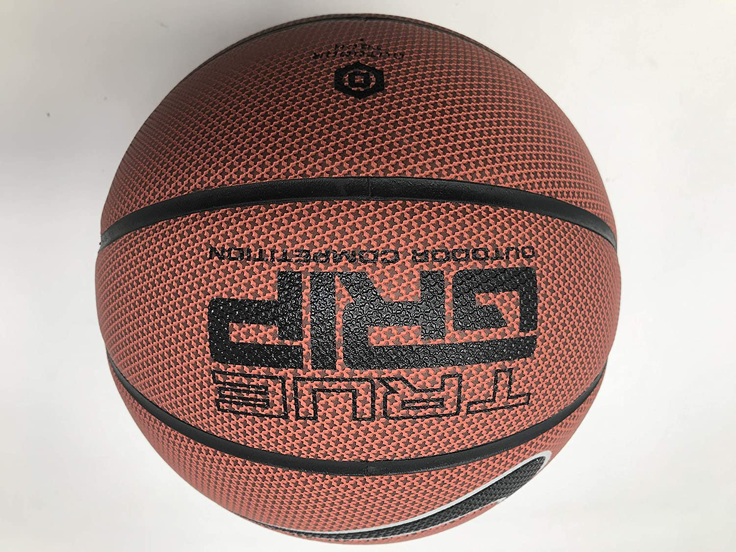 new products 9aac0 81c39 Amazon.com   NIKE True Grip Basketball (28.5