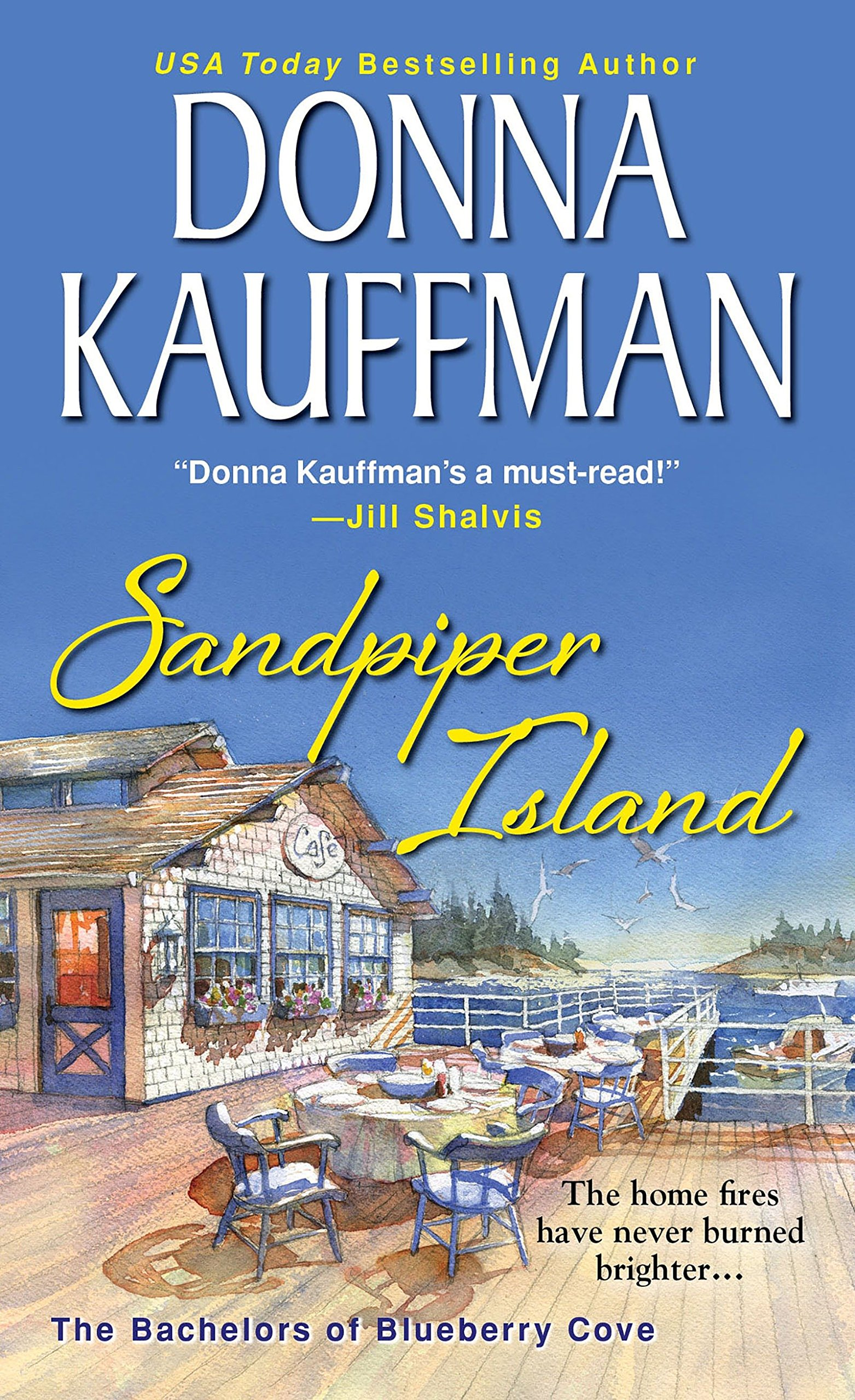 Sandpiper Island (Bachelors of Blueberry Cove) pdf epub