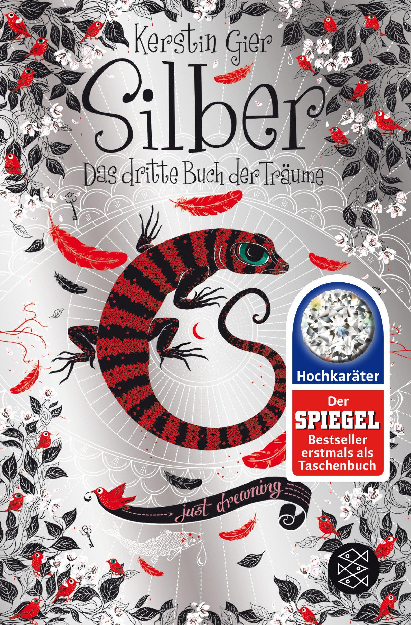 Silber - Das dritte Buch der Träume: Roman (Silber-Trilogie)