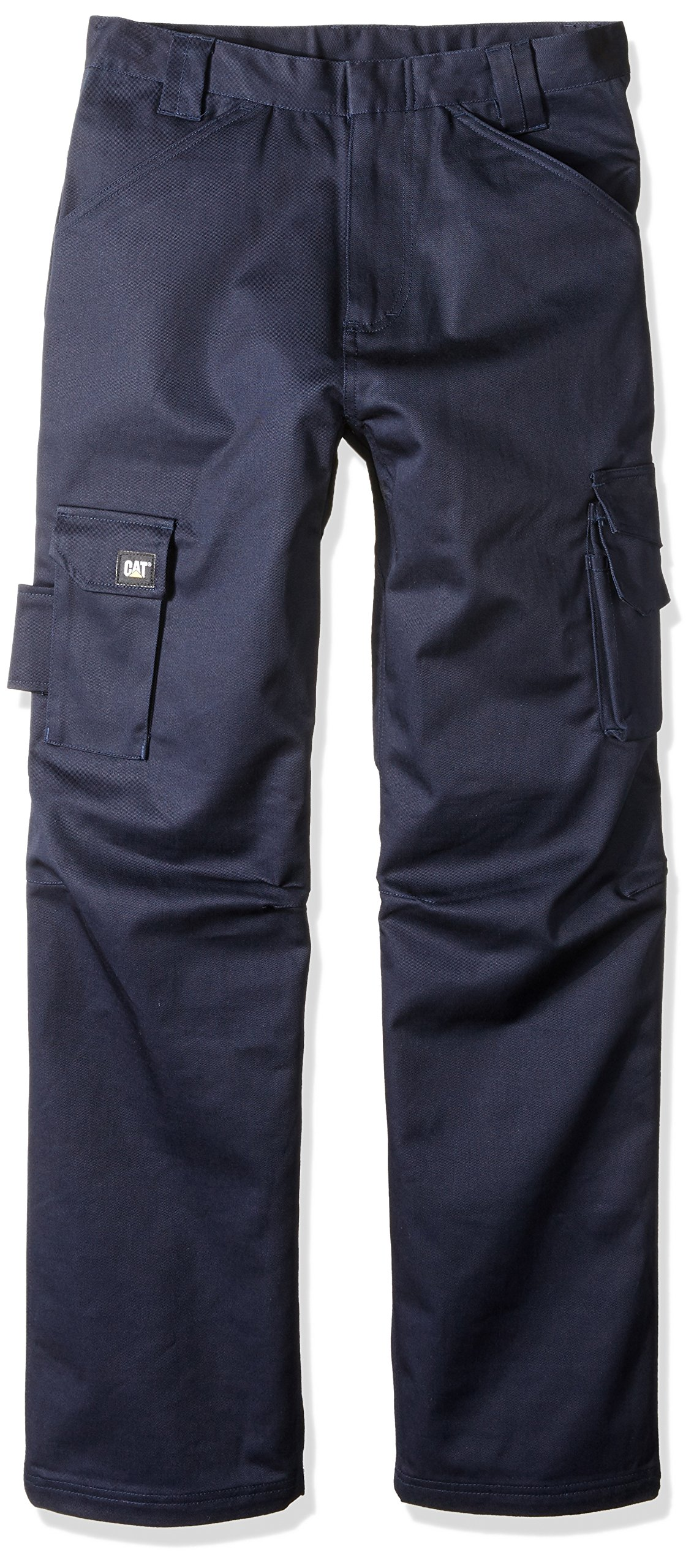 Caterpillar Flame Resistant Cargo Pant, Flame Resistant Navy, 34W x 32L