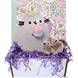 GUND Pusheen Party Time Gift Box, 10 inches, Multicolor