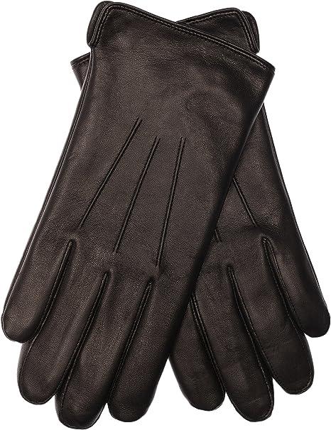 lange Leder-Handschuhe Lederhandschuhe Ärmel neu