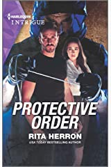 Protective Order (A Badge of Honor Mystery Book 3) Kindle Edition