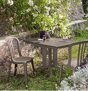 salon de jardin grosfillex vega 4 couverts fuchsia et vert ...