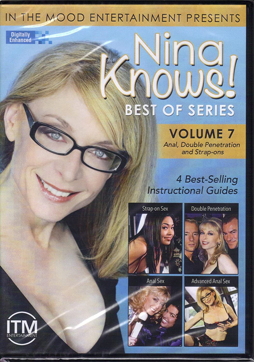Amazon Nina Knows Best Of Series Vol 7 Guide To Strap On