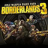 Borderlands 3: Gold Weapons Pack - [PS4 Digital Code]
