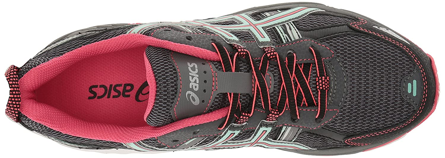 ASICS Women's GEL-Venture 5 Running US|Carbon/Diva Shoe B01GUFF4PY 8 B(M) US|Carbon/Diva Running Pink/Bay 135cb1
